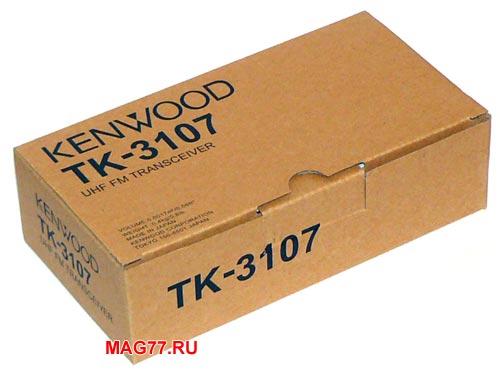 TK-3107 Коробка рации