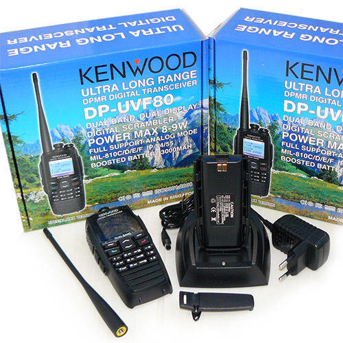 Цифровая рация Kenwood DP-UVF80